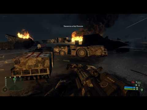 Crysis На PC [60 FPS] прохождение на русском - Часть 12: Финал Босс: Корабль пришельцев
