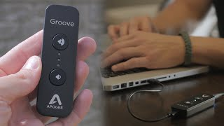 Apogee Groove - Review