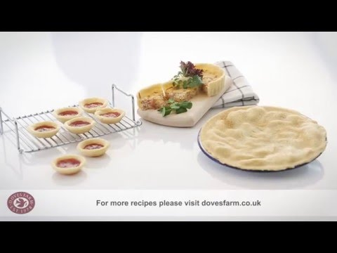 Gluten Free Shortcrust Pastry Recipe | FREEE By Doves Farm