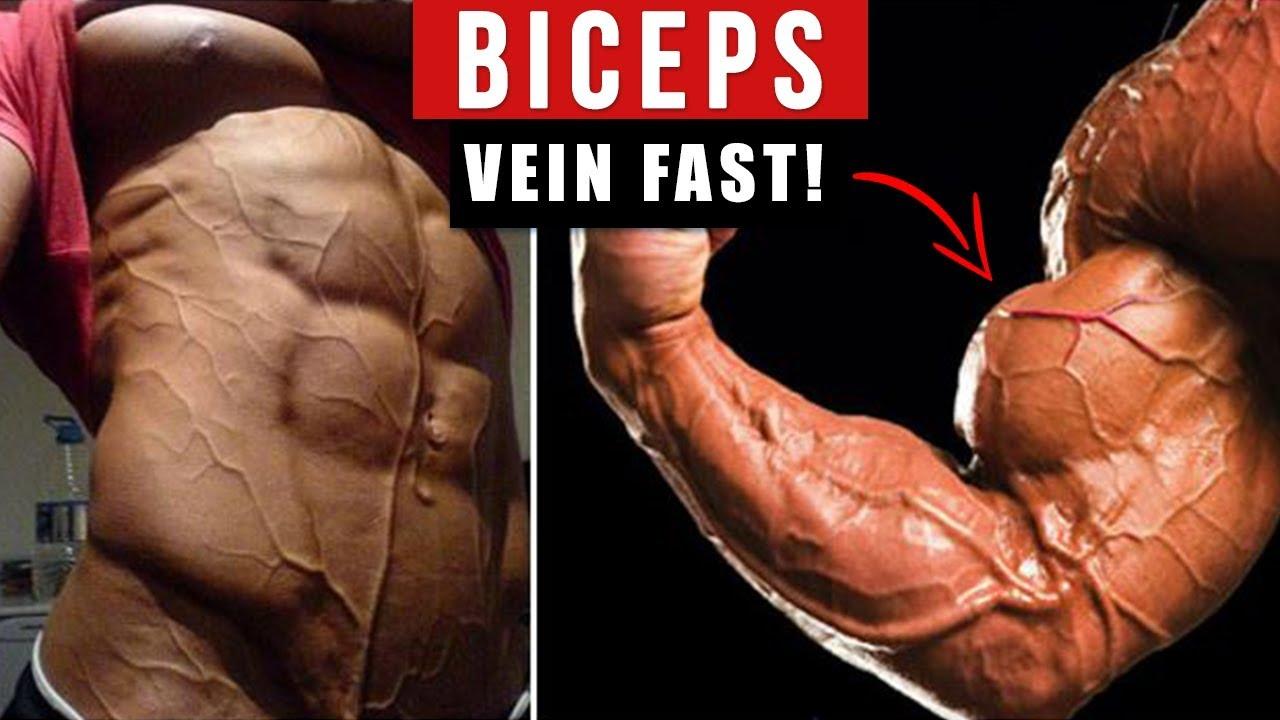 how to get veins to pop