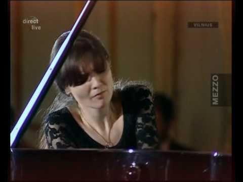 ELISSO BOLKVADZE PLAYS BEETHOVEN SONATA