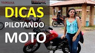 3 DICAS IMPORTANTES PARA PILOTAR MOTOCICLETA #MOTO #EXAMEDEDIREÇÃO