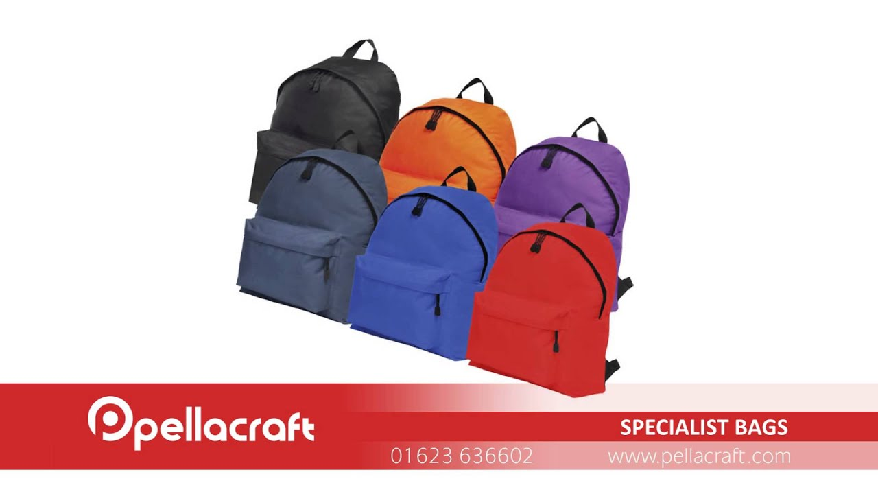 Bags & Cases - Specialist  Promotional Bags