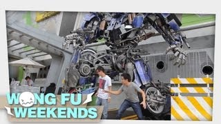 WFW - Singapore & Philippines! Transformers & Balut!