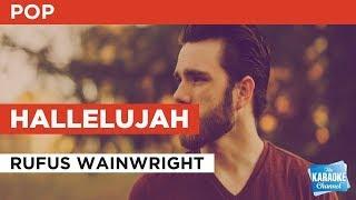 Video Hallelujah in the style of Rufus Wainwright   Karaoke with Lyrics download MP3, 3GP, MP4, WEBM, AVI, FLV Mei 2018