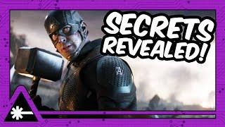 Avengers: Endgame Secrets Revealed by Russo Bros! (Nerdist News w/ Dan Casey)