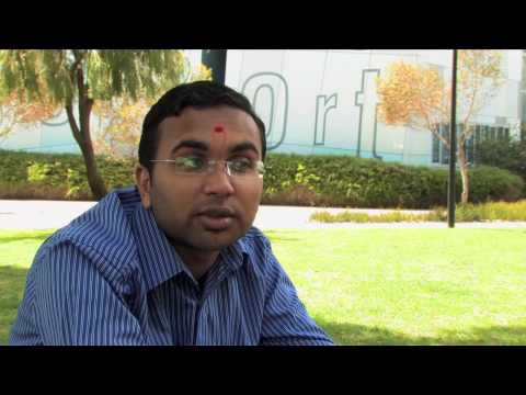 Paresh Rabadia shares how PIBT prepared him for life at Edith Cowan University