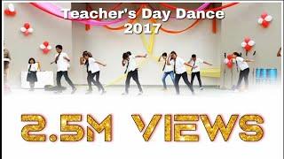 teacher-s day dance 2017 | b.s. memorial school | abu road