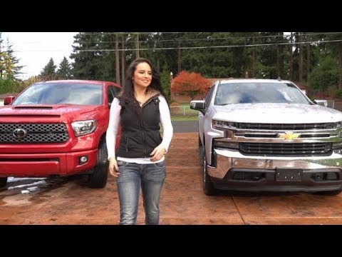 First Drive This Then Drive That – Chevy Silverado vs Toyota Tundra