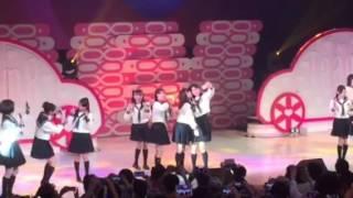 AKB48 Team8 チーム8 2015.10.3 滋賀 守山市民ホール.