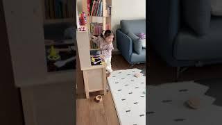[장난감] 콩콩이 목욕시켜주는 33개월 아기