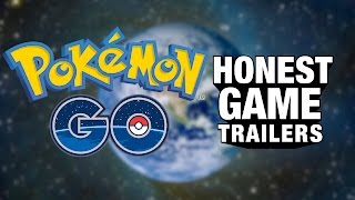POKEMON GO (Honest Game Trailers) by : Smosh Games