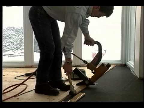 installation de plancher de bois franc coût du travail par pied carré