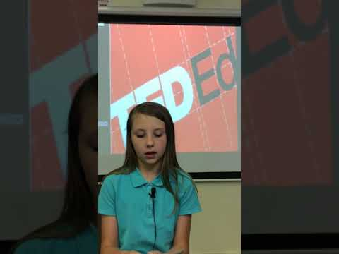Smartphones for Kids? | Alayna Williams | Chester County Middle School