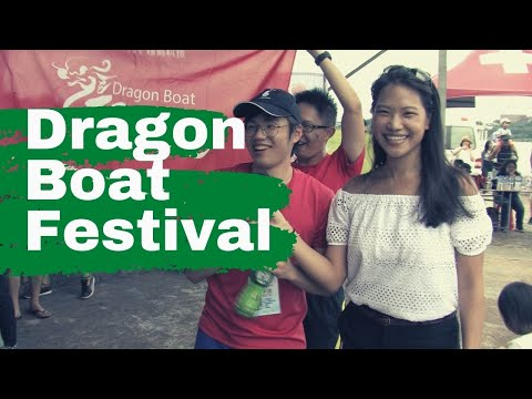 【Traveling Taiwan】Dragon Boat Festival | Chinese Lesson
