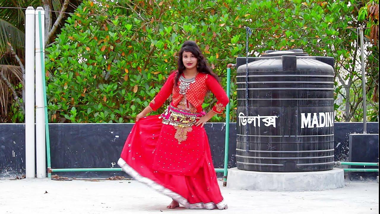 আমি দেখতে লালে লাল | Ami Dekhte Lale Lal | Bangla Item Song | Bangla Dance 2021