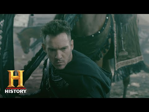 Vikings: Meet Bishop Heahmund Jonathan Rhys Meyers  History