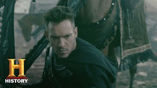 Vikings: Meet Bishop Heahmund (Jonathan Rhys Meyers) | History
