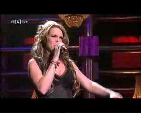 Dutch Idols 4: Nikki (Tom Jones - I who have nothing)