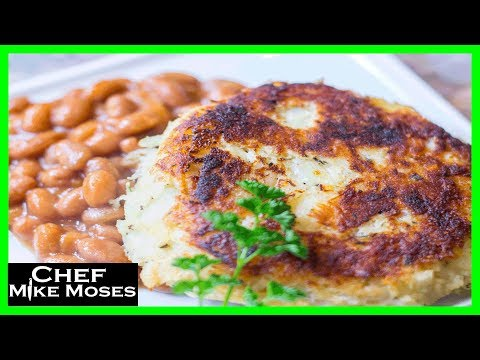 Maritime Fish Cakes - Using Salt Cod To Get The True Flavor Of This Traditional Dish