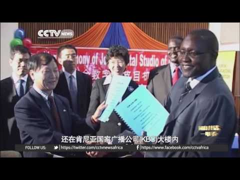 Ding Bangying: Reporting from Africa for China Radio International