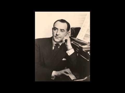 Jakob Gimpel plays Chopin Waltz Op.42 'live' in 1970