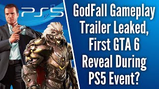 GodFall PS5 Gameplay Trailer // Deep Down Re-Reveal // GTA6 Announcement During PS5 Event?