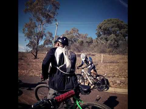 Australian Capital Territory's (Canberra) cyclists (COZPR and CPC) unite for charity