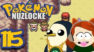 Pokémon Feuerrot Randomizer Nuzlocke [115] - Mit Pinguin und Katze
