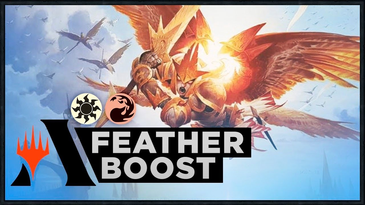 Feather Boros Boost | War of the Spark Standard Deck (MTG Arena)