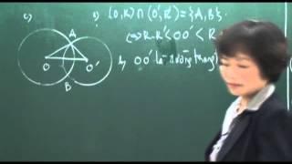 Mở đầu về Chuyên đề Đường tròn - phần 3 - Toán 9