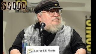 George R.R. Martin reveals info about Winds of Winter (Comic Con 2014)