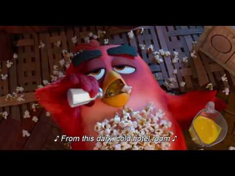 The Angry Birds Movie 2 - Red And Leonard Team Up