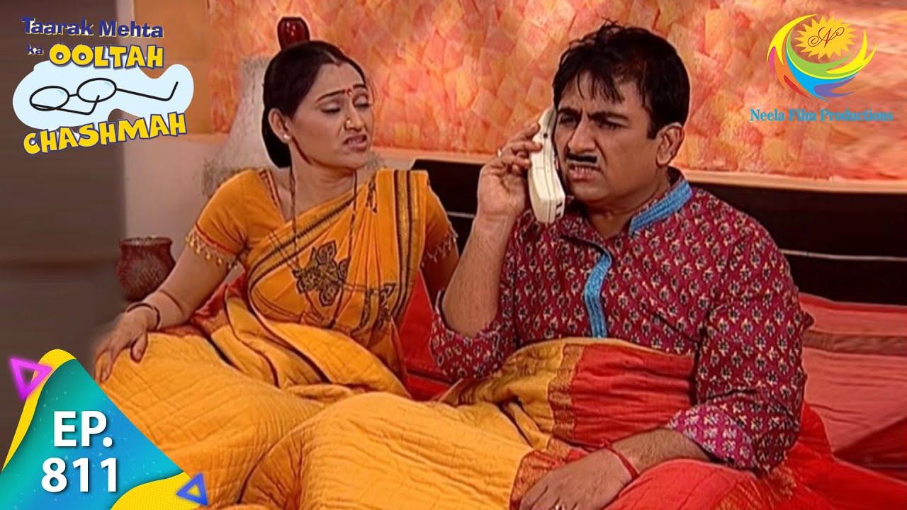 Download Taarak Mehta Ka Ooltah Chashmah - Episode 811 - Full Episode