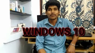 Install windows 10 yourself (Tamil)