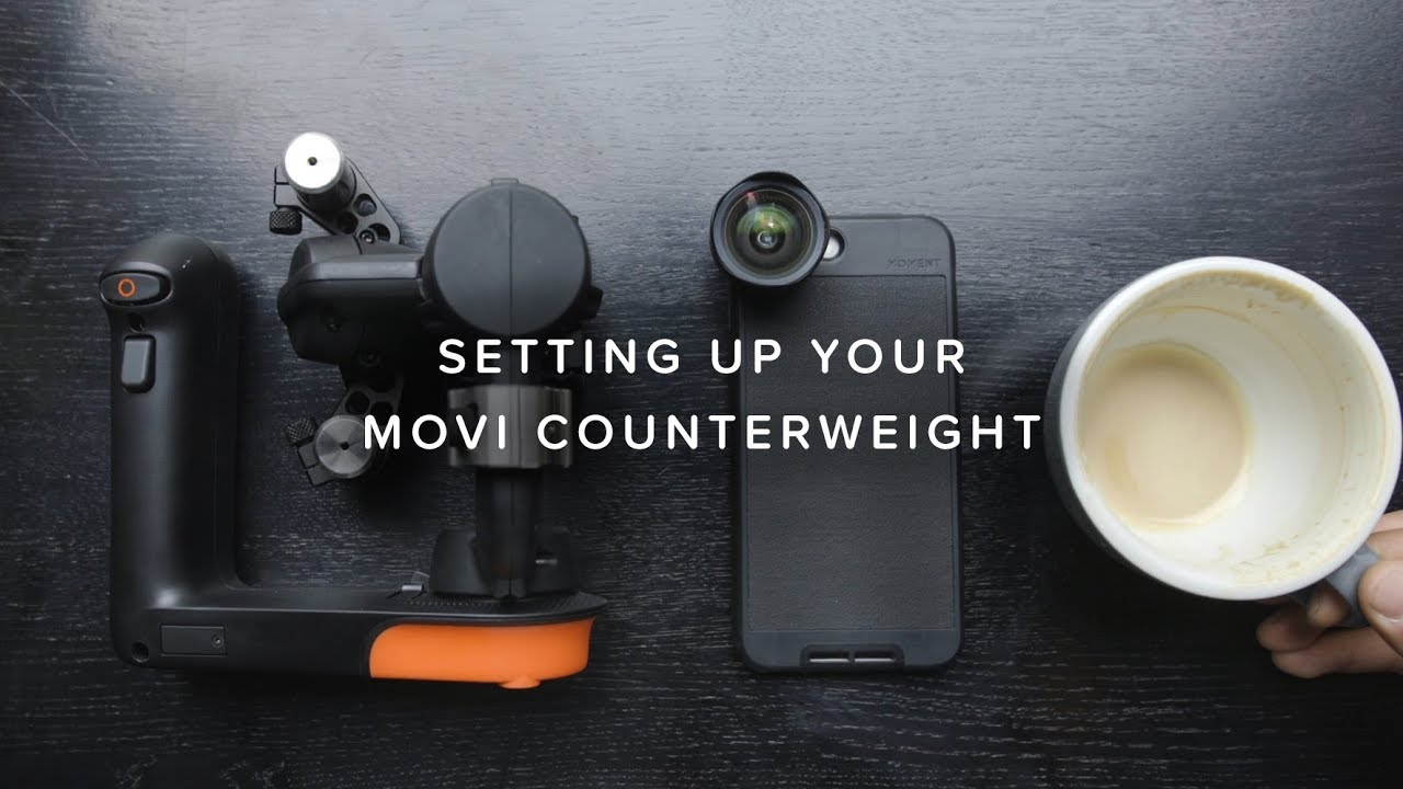 How To Set Up Your Freefly Movi + Moment Lenses   Our Favorite Shooting Modes