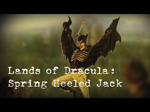 Lands of Dracula:  Spring Heeled Jack