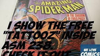 I show the Tattooz in ASM 238 (Corrected version).