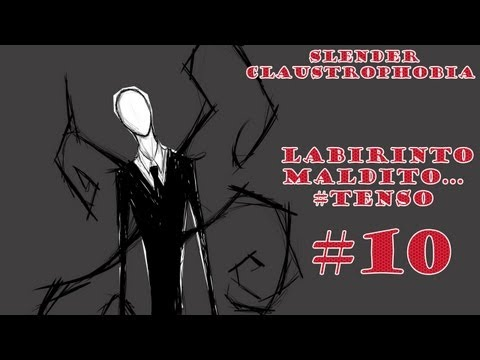 Slender Claustrophobia - Labirinto Maldito