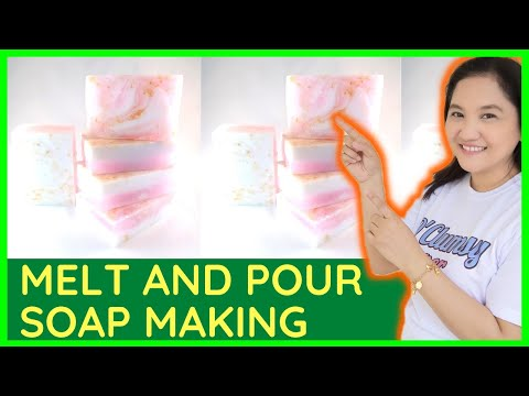 Lavender Oatmeal Scrub Soapmaking DIY Easy Soapmaking How To For Beginners 047