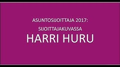 Asuntosijoittaja 2017 esittää: Sijoittajakuvassa Harri Huru