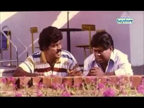 Goundamani Senthil Comedy   Nesam Movie