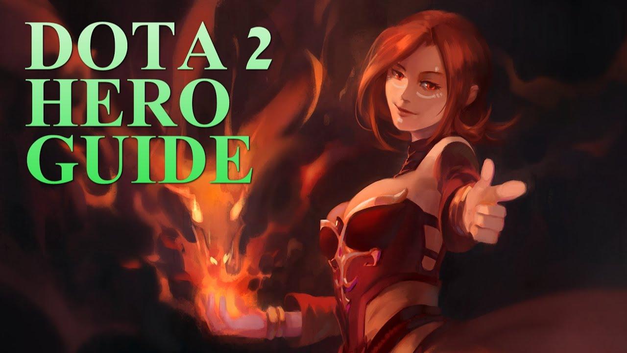 Dota 2 Hero Guides