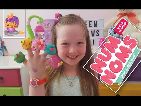 Num Noms Haul LIMITED EDITION SURPRISE Opening Video and BEANIE BOO Collection Update