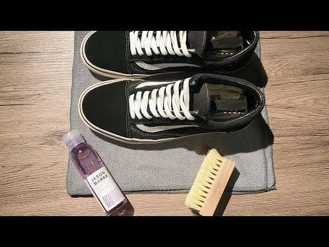 How To Clean Sneakers With JASON MARKK / スニーカー手入れ方法