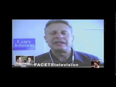 FACETStv - Gov. Gary Johnson & Judge Jim Gray