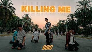 [KPOP IN PUBLIC] iKON - '죽겠다(KILLING ME)'  | Risin'Star Dance Cover
