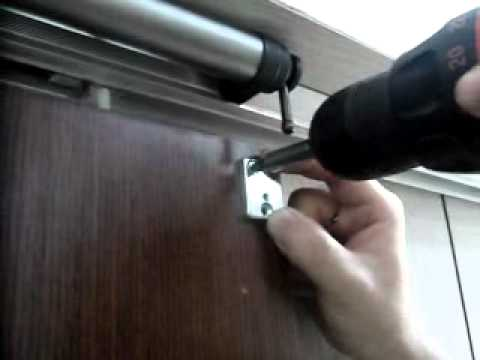 Exceptional SLIDE Back Sliding Door Closer   Installation   YouTube