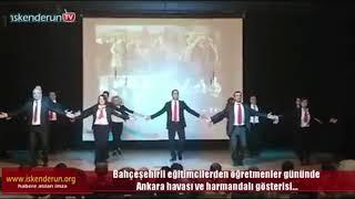 İskenderun Bahçeşehir'de 24 Kasım Coşkusu…