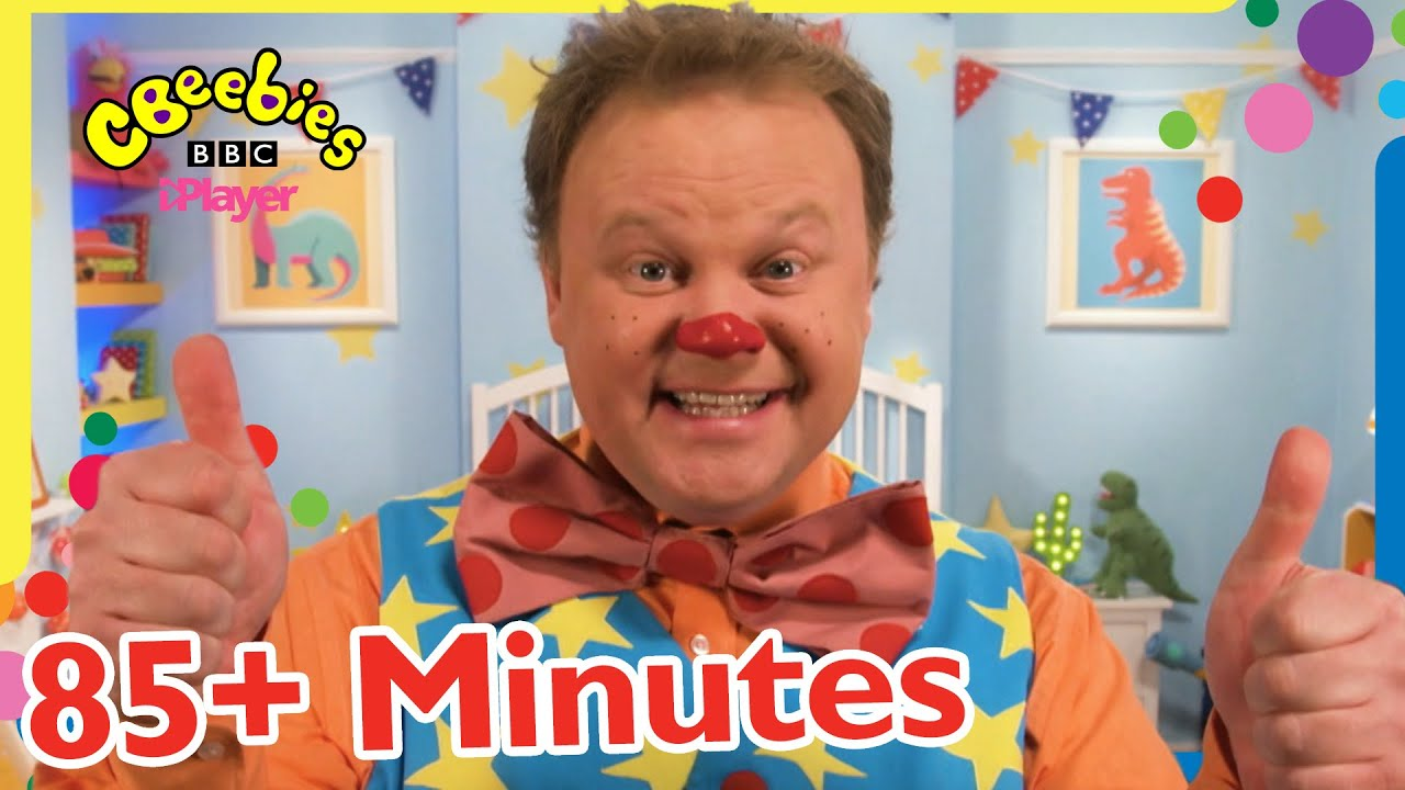 Mr Tumble's Best of CBeebies Something Special Series 12 ⭐️   CBeebies +85 Minutes